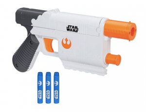 (No Darts) Hasbro Nerf HAN SOLO BLASTER Star Wars Episode VII Force Awakens  2015