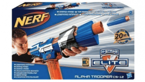 nerf alpha trooper design