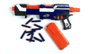 performance of nerf elite alpha trooper