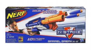 Barrel Break IX-2 Design