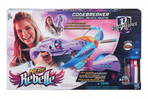 Design and Layout of the Rebelle Codebreaker