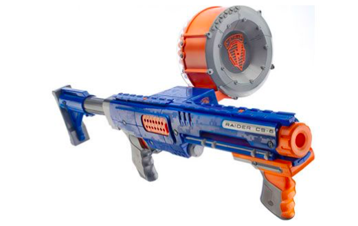 3 Cool Facts About Nerf Raider CS-35 · Best Water Guns ...