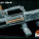 Nerf CS-6